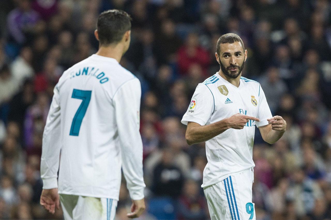 Benzema đổ lỗi cho Ronaldo và cả HLV Zidance