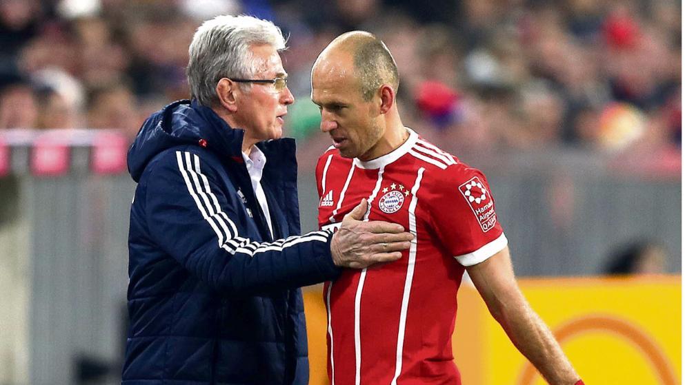 Robben dự định sẽ giải nghệ vào cuối mùa