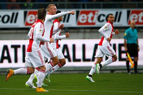 Ajax vs SBV Excelsior (Vòng 16 – Eredivisie) 02h45, 15/12