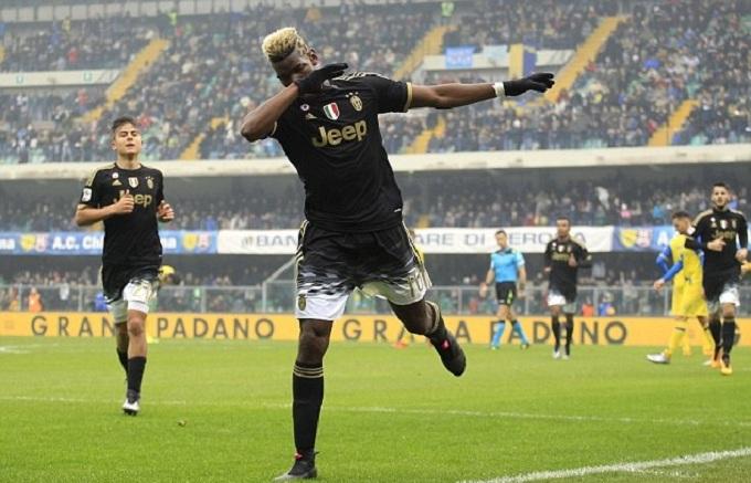 Pogba có thể cân nhắc trở về Juventus
