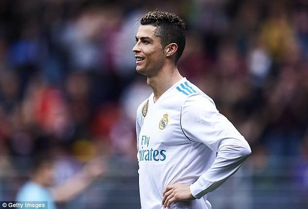 C.Ronaldo sắp được trao lương khủng