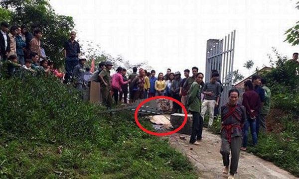 Thương tâm đổ cổng trường 2 học sinh thương vong