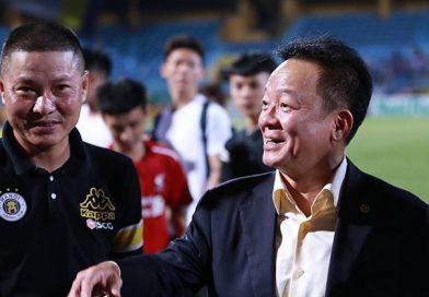 Bầu Hiển thưởng lớn cho Hà Nội FC sau giai đoạn lượt đi