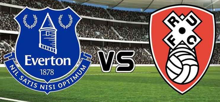 Everton vs Rotherham (01h45 ngày 30-08, Cúp Liên đoàn Anh)