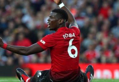 Pogba vẫn vướng vào những tin đồn sẽ rời khỏi Man Utd mùa hè này