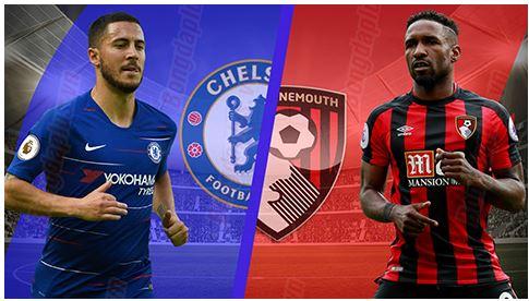 Chelsea vs Bournemouth (21h00 ngày 01/09, Ngoại hạng Anh)