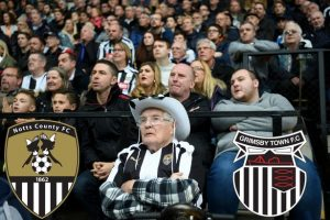Grimsby Town vs Notts County (01h45 ngày 05/09, EFL Trophy)