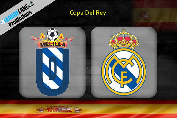 Nhận định Melilla vs Real Madrid