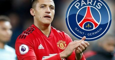 Alexis Sanchez có thể rời Man Utd