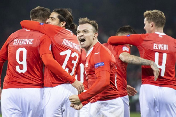 Đã xác định 3 vé dự vòng VCK UEFA Nations League