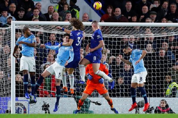 Chelsea đánh bại Man City