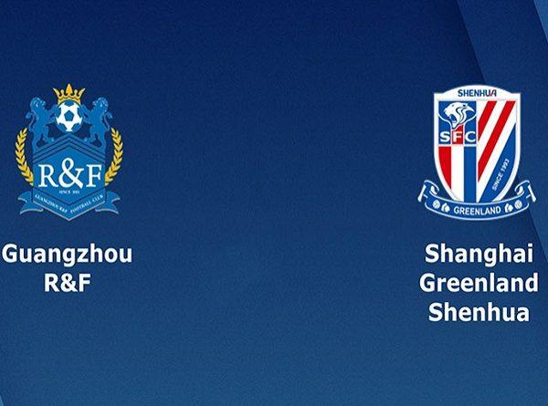 Nhận định Guangzhou R&F vs Shanghai Shenhua, 18h35 ngày 12/04