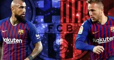 HLV Valverder sẽ lựa chọn Vidal hay là Arthur
