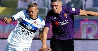 Nhận định tỷ số nhà cái trận: Atalanta vs Fiorentina, 01h45 – 26/04/2019