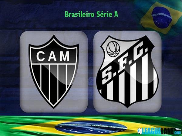 Soi kèo Atletico Mineiro vs Santos, 5h15 ngày 16/05