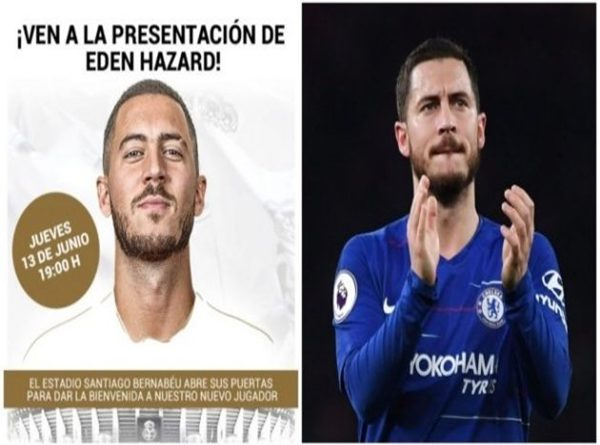 """Real dành """"đặc ân"""" cho Eden Hazard tương tự Cristiano Ronaldo"""
