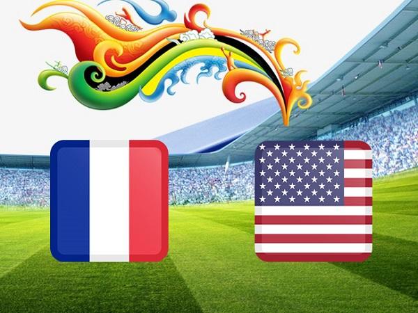 Soi kèo Nữ Pháp vs Nữ Mỹ, 2h00 ngày 29/06