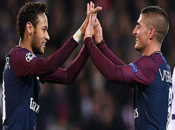 Verratti muốn PSG cho Neymar toại nguyện