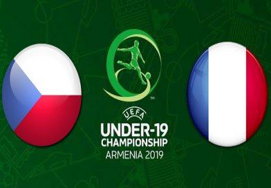 Nhận định U19 Séc vs U19 Pháp, 0h00 ngày 16/07