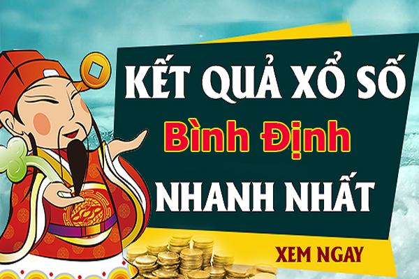Soi cầu XS Bình Định chính xác thứ 5 ngày 25/07/2019