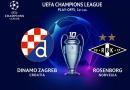 Soi kèo Dinamo Zagreb vs Rosenborg, 2h00 22/08 (Champions League)