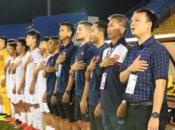 HLV Hoàng Anh Tuấn chia sẻ trước trận đấu gặp U18 Thái Lan