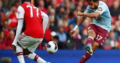 Điểm nhấn sau cú lội ngược dòng khó tin của Arsenal