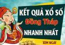 Soi cầu dự đoán XS Đồng Tháp Vip ngày 4/11/2019