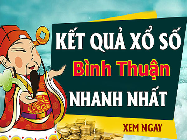Soi cầu XS Bình Thuận chính xác thứ 5 ngày 12/12/2019