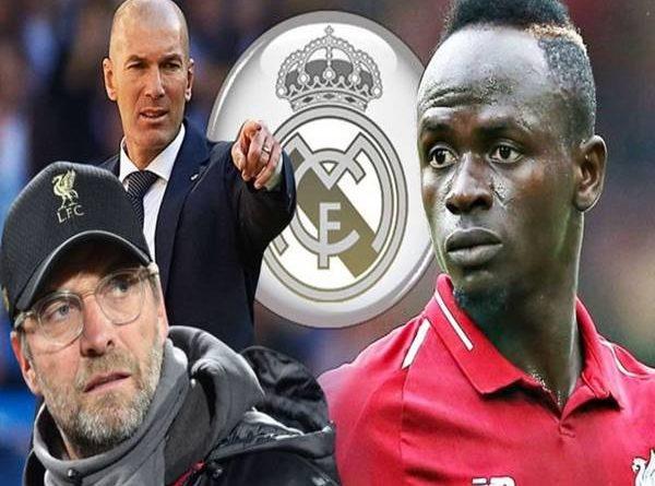 Real Madrid muốn chiêu mộ Sadio Mane ngay trong hè này