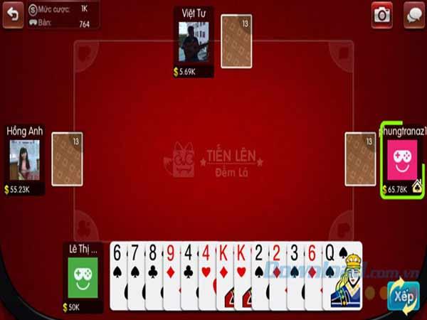 làm sao để tham gia game chơi bài trên iphone?