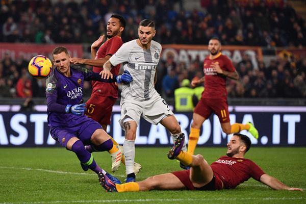 Nhận định trận đấu AS Roma vs Inter Milan 02h45 thứ 2 ngày 20/07