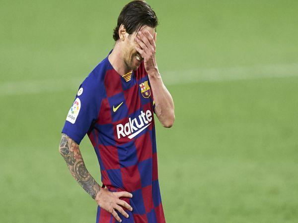Messi sẽ được cho nghỉ vòng cuối cùng của La Liga