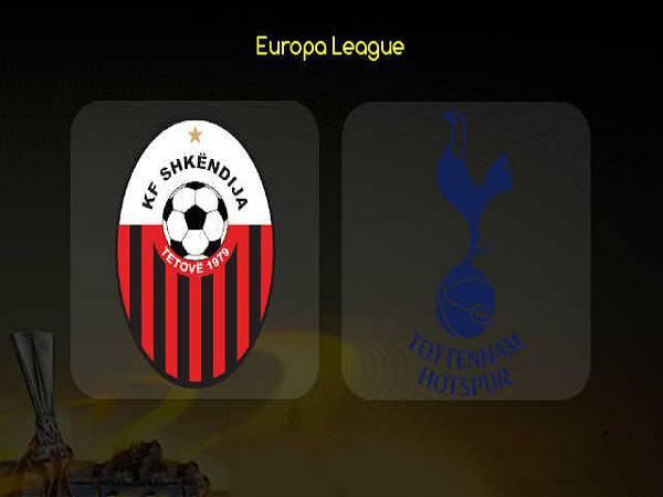 Nhận định kèo Shkendija vs Tottenham 01h00, 25/09 - Europa League