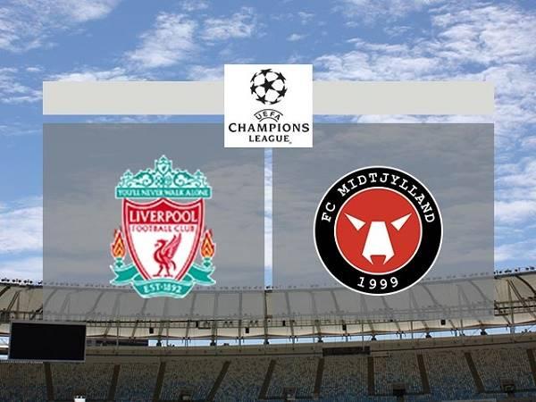 Nhận định kèo Liverpool vs Midtjylland 03h00, 28/10 - Cúp C1 Châu Âu