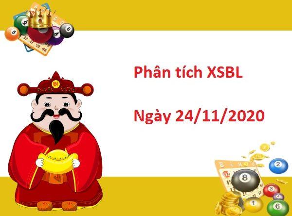 Phân tích XSBL 24/11/2020