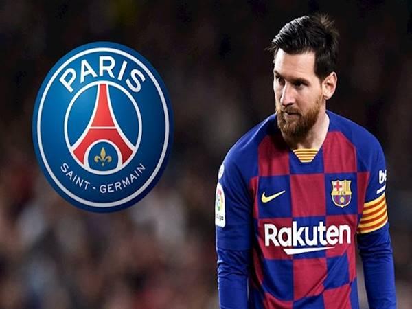 Messi được PSG quan tâm