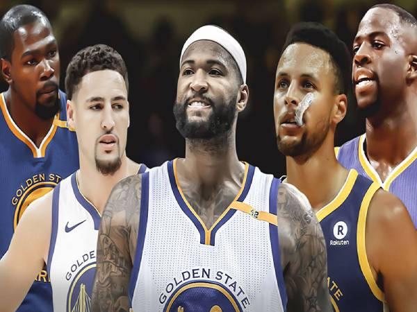 5 đội bóng rổ mạnh nhất NBA nổi tiếng nhất hiện nay