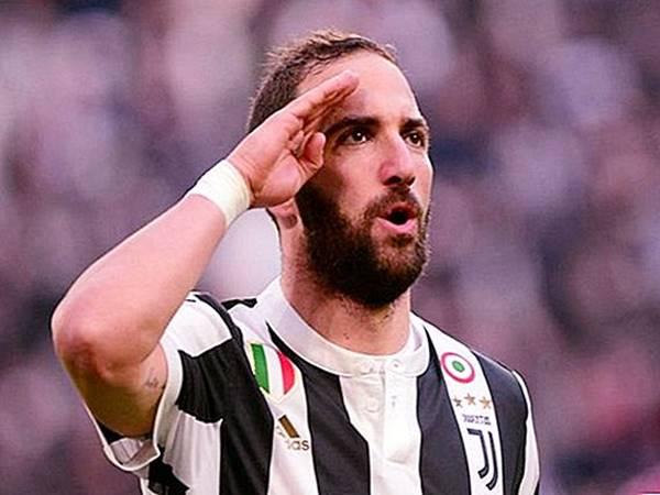 Tiểu sử Gonzalo Higuain - Tiền đạo đội bóng Juventus