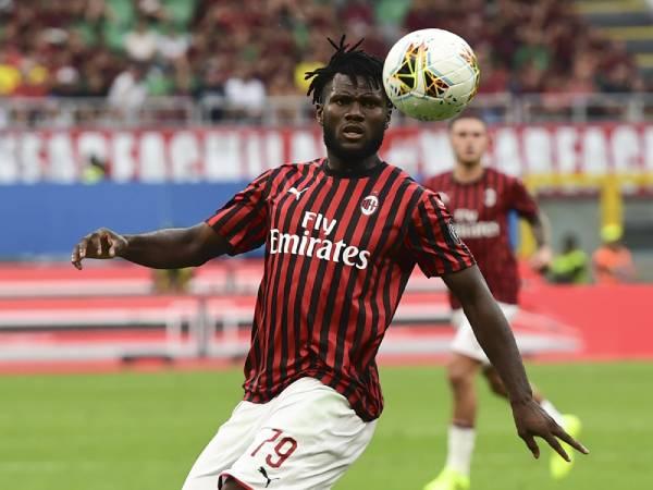 Tiền vệ phòng ngự trẻ xuất sắc Franck Kessié
