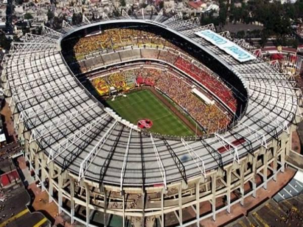 Estadio Azteca thuộc top sân vận động bóng đá lớn nhất thế giới hiện đại nhất