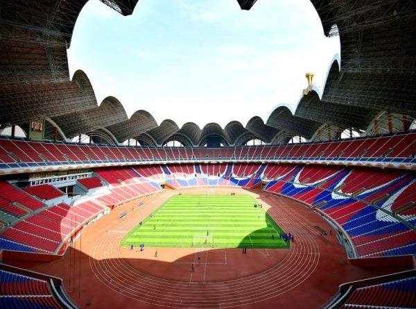 5 sân vận động bóng đá lớn nhất thế giới hiện đại nhất