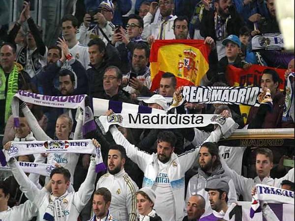 Madridista là gì? Bật mí ý nghĩa tên gọi fan Real Madrid