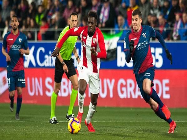 Nhận định tỷ lệ Huesca vs Athletic Bilbao (1h00 ngày 13/5)
