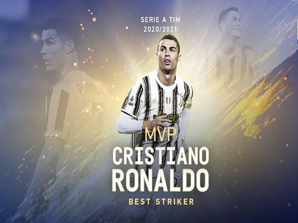 Tin bóng đá ngày 1/6: Ronaldo là tiền đạo hay nhất Serie A