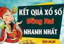 Soi cầu dự đoán xổ số Đồng Nai 23/6/2021 chính xác