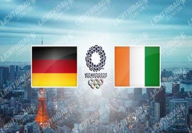 Nhận định U23 Đức vs U23 Bờ Biển Ngà – 15h00 28/07/2021, Olympic 2020