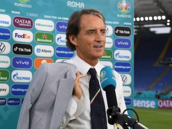 Tin thể thao 2/7: Italy tự tin đấu ĐT Bỉ ở tứ kết