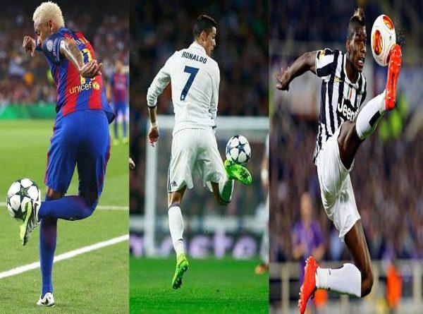 Cách đỡ bóng bổng - Kỹ thuật khống chế bóng trong bóng đá